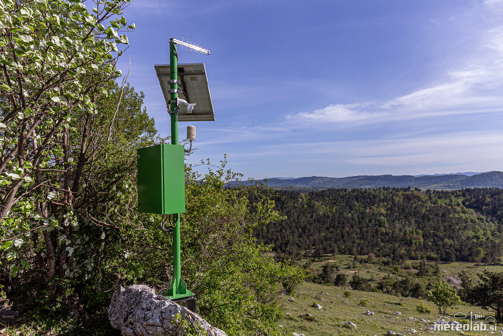 Spletna kamera Petelinjsko jezero