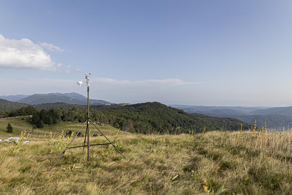 Mobilna meteoroloska postaja