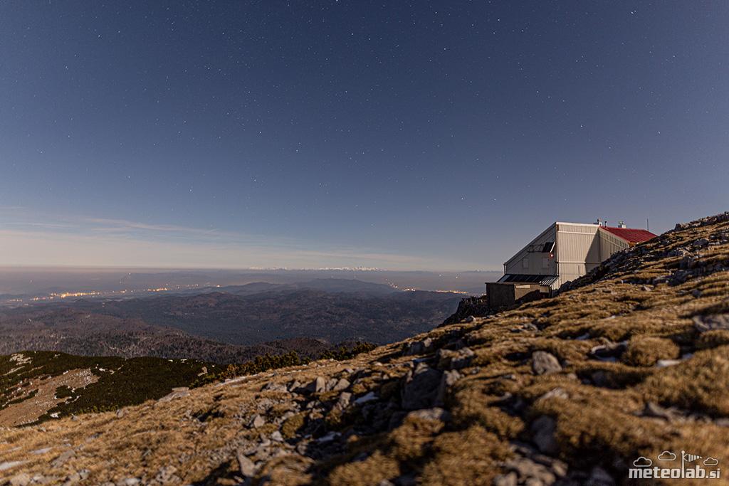 Meteoroloska postaja Sneznik