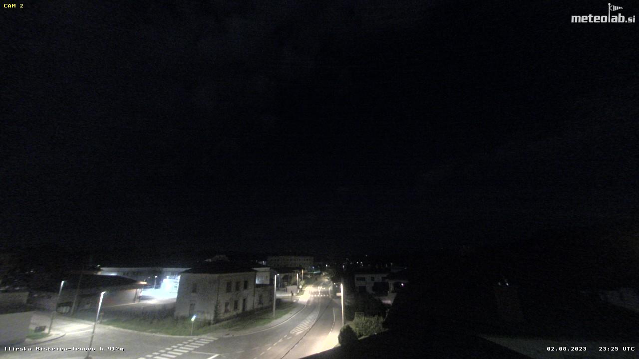 Spletna kamera Ilirska Bistrica NW